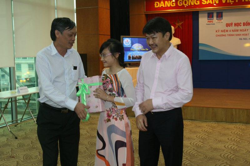 Lễ kỉ niệm 4 năm thành lập quỹ