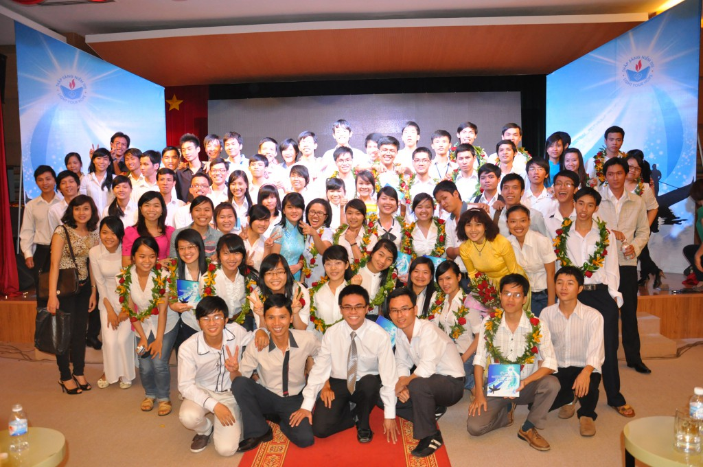 Lễ kỷ niệm 5 năm thành lập Quỹ