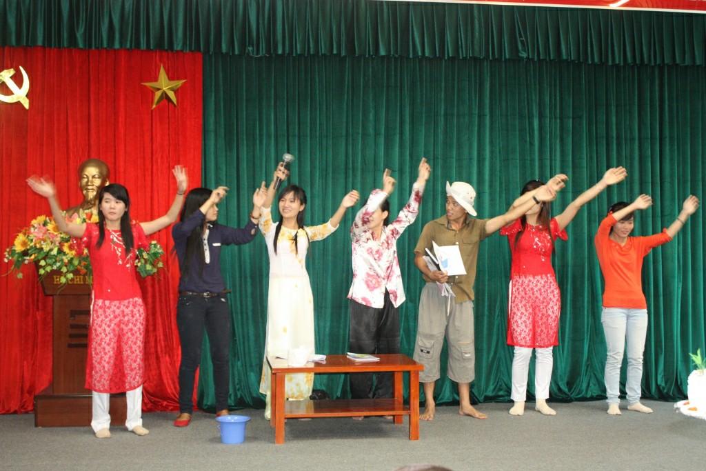 Chương trình sinh hoạt - giao lưu của cộng đồng Đà Nẵng