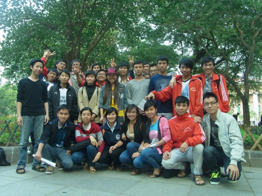 CLB Tin học - Cộng đồng Hà Nội