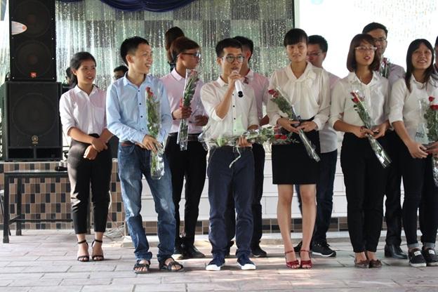 Chúc mừng sinh viên tốt nghiệp 2017